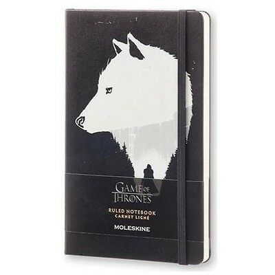 MOLESKINE x GAME of THRONES LARGE RULED NOTEBOOK (LIMITED EDITION) BRAND NEW!!