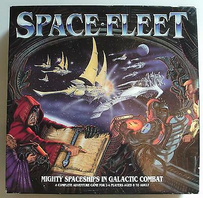 Space Fleet: Spaceships in Galactic Combat - Games Workshop 0686 - 1991