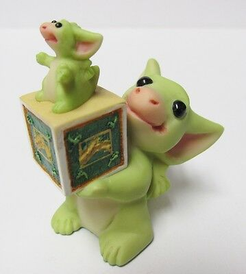 """Pocket Dragon ~ """"Pocket Dragon Collector"""" by Real Musgrave ~ New in original box"""