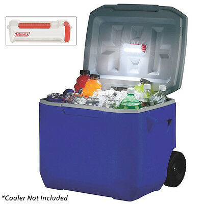 Coleman Cold Glow Motion-Activated Automatic Auto-On LED Cooler Light