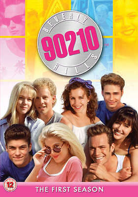 Beverly Hills 90210 Complete Series 1 Dvd 1st First Season One Collection UK R2