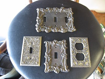 Vintage Light/Socket Covers