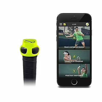 Zepp Tennis Analyzer For iPhone iPad and Android Free Express Post Great 4 Xmas