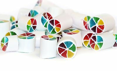 1kg Rock Candy Rainbow Wheels Raspberry Party Favours Birthday Lollies  kids