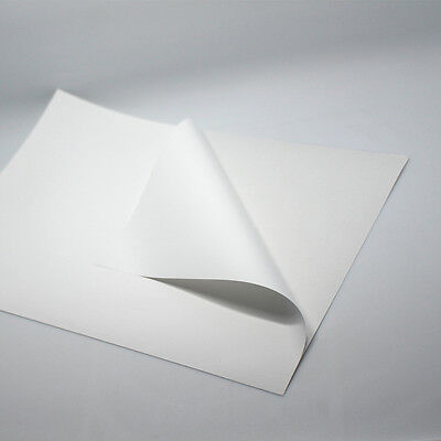 21x29.7cm (8.3x11.7 inch) A4 Self Adhesive White Laser Printing Paper