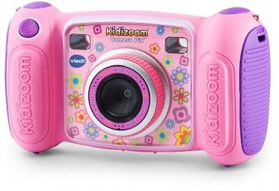 Kidizoom Kids Pink Camera Pix Real Photographs Or Selfies Voice Video And Games