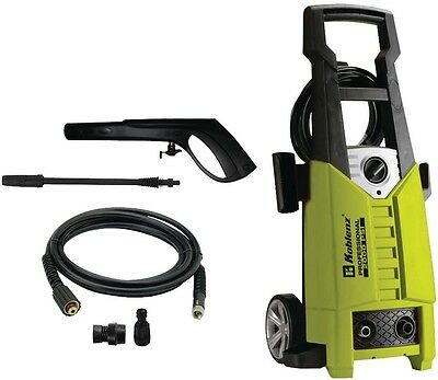 Koblenz 2000 PSI Electric Pressure Washer 1.32 GPM Hot Water Capable New!