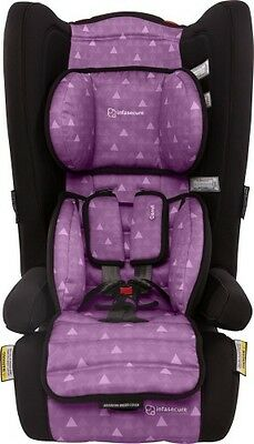 NEW  Infa Secure Comfi Treo CAPSULE BOOSTERS CAR SAFETY  PURPLE