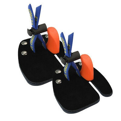 1X Finger Tabs Archery Protective Fingerguards Right Hand Recurve Bow Shooting