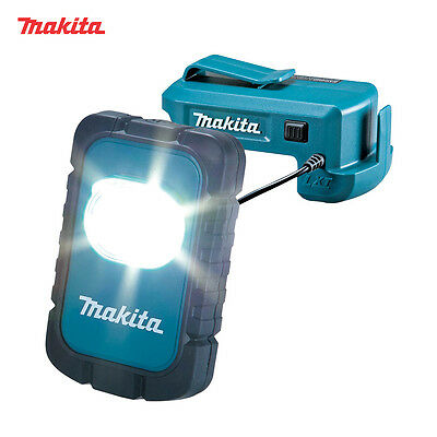 Makita Rechargeable Cordless LED Work Torch Flashlight DML803 Baretool Body Only