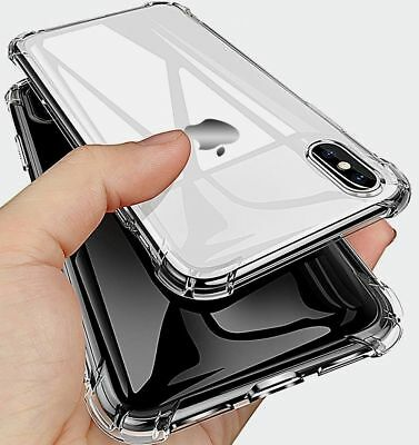 New ShockProof 360 Hybrid Silicone Case Cover for Apple iPhone 7 8