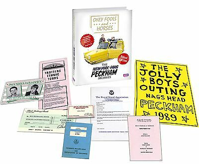 Only Fools and Horses The Peckham Archives DELUXE Version FREE Bonus Poster Pack
