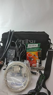 Anritsu S331D Cable and Antenna Analyzer w/opt.3   w/ [seller refurbished]