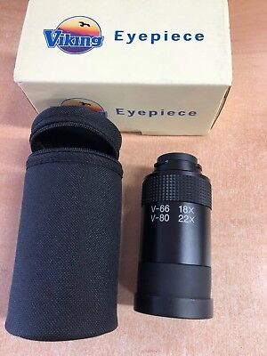 Viking AV scopes 18/22x LER Eyepiece  – Ex Demo