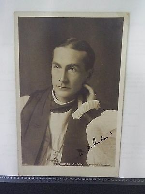 Geoffrey Fisher - Signed Photo