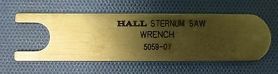 Hall 5059-07 Sternum Saw Wrench