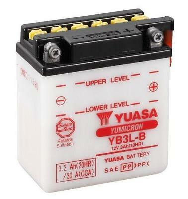 **New** Yuasa YB3L-B Motorcycle Battery