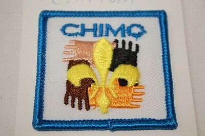 Canadian Chimo Boy Scout Patch