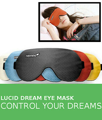 2016 NEW Remee Lucid Dream Sleep Eye Mask (POWERFUL) - Control your Dreams