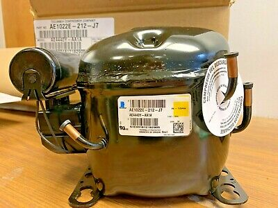 New Tecumseh Medium Temp Compressor AEA4440YXA 1/3hp R134A 115V AEA4440Y-AA1A