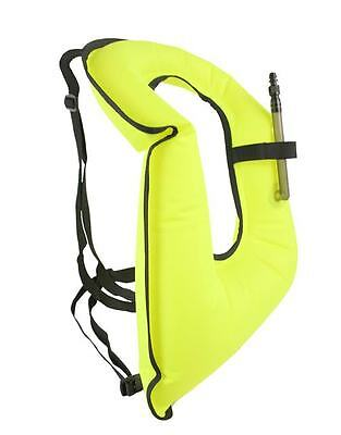 Rapido Yellow Snorkel Adult Vest