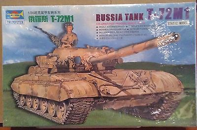 Trumpeter Russia Tank T-72 M1 1/35 (Never Open)