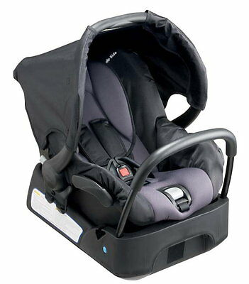 SAFETY 1ST  INFANT CARRIER  capsule ONE SAFE FULL BLACK