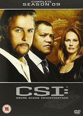 CSI LAS VEGAS COMPLETE SERIES 9 DVD C.S.I L.A 9th Ninth Nineth Season Nine New