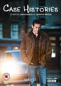 Case Histories Complete Series 2 DVD Season Brand New Sealed Original UK R2
