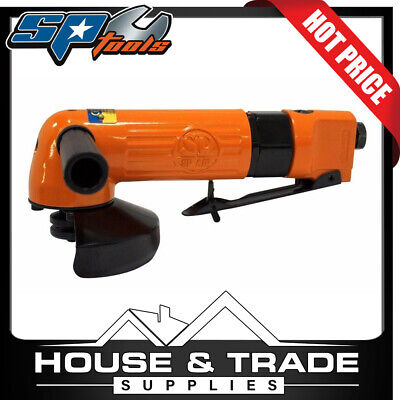 """SP Tools 125mm 5"""" Angle Grinder Automotive SP Air Tool SP-2257"""