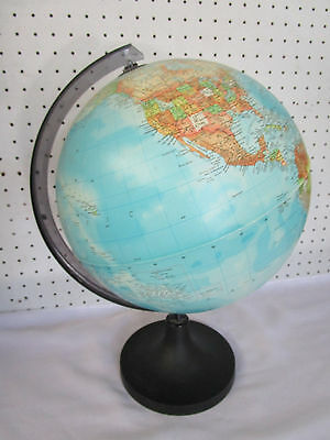 Vintage Retro 30cm World Globe, Rico, Florence Pick Up Only,  Frankston Victoria