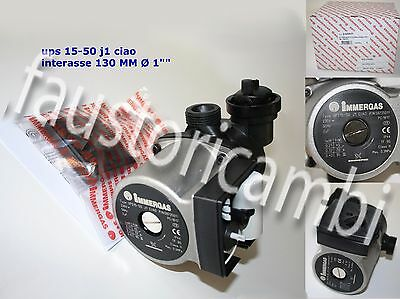 Immergas Thermostat Ciao Grundfos Ups 15-50 J1 1013890 1024171 3022577 Pumpe