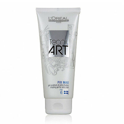 Fix Max Gel Tecni.art 200 Ml L'oreal Professionnel [70S0258]