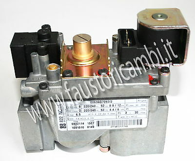 Hermann Gas Valve Sit Nova 0822114 Art. 022000930 Boiler