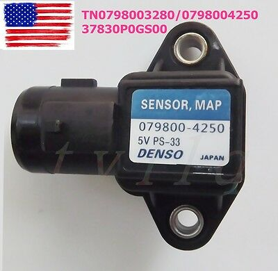 OEM Map Pressure Sensor TN079800-3280 Honda Accord Civic Acura Integra 1992-1999