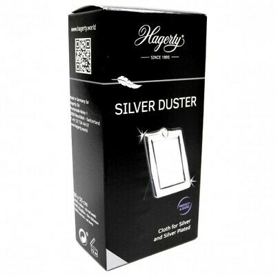 Hagerty Silver Duster Jewellers Polishing Cleaning Silver Jewellery - SH330A
