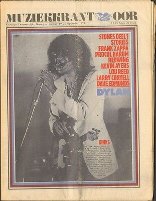 OOR 1973 19 Kevin Ayers KINKS Larry Coryell PROCOL HARUM Group 1850 STORIES