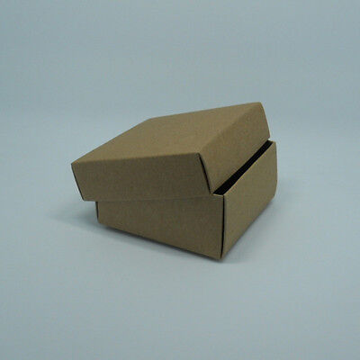 Brown Kraft Paper with Hat Packaging Box Chocolate Candy Wedding Boxes