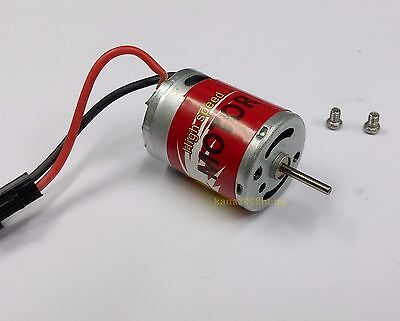 k069- 1x high speed 370 Brushed Motor Rpm16000 for RC boat (ft007), on road car