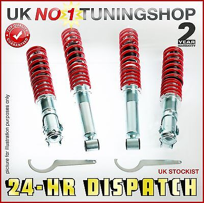 Coilover Bmw E46 Adjust Suspension Kit + Top Mounts Front And Rear + Drop Links