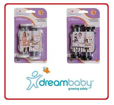 ❤ Dreambaby Replacement Parts Security Baby Safety Gate Bolts Caps Screws Pads ❤