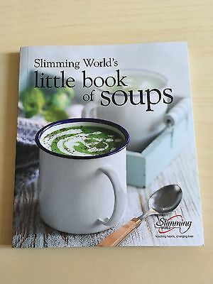 Slimming World's Little Book Of Soups Recipe Book • £7.65 ...