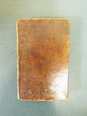 1832 John Griffith Manuscript Book of Sermons - Welsh Baptist - Pioneer in Ohio