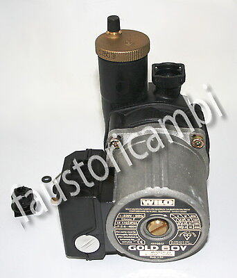 Ariston Mts Circulator Pump Wilo Gold 60V Art. 996614 Boiler