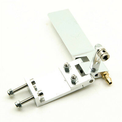 75mm Rudder Water Absorbing Steering Rudder W/ Suction Device for RC Model Boat