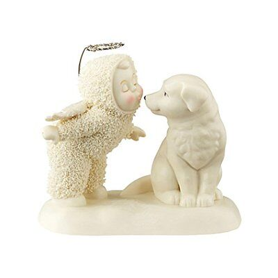 "Snowbabies ""Bless All Creatures"" Figurine"