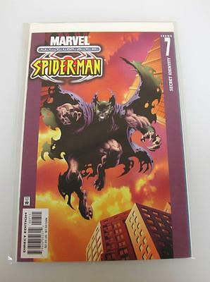 Marvel Ultimate Direct Edition Spider-Man Issue 7~Secret Identity