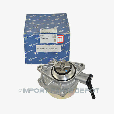 Mini Cooper Brake Vacuum Pump Pierburg OEM 70813