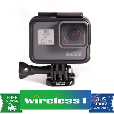 GoPro HERO5 Black 4K Ultra HD Camera (CHDHX-501)