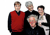 Father Ted Complete Series DVD Box Set Collection 1 2 3 Christmas Special New UK